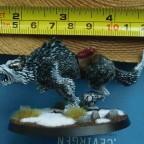 Größe Donnerwolf
