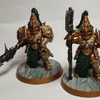 Captain General und  Wardens