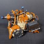 Mek-Boy und Mek-Gun (Trakt-Kanonä)