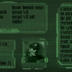 Character Sheet Hector Vener