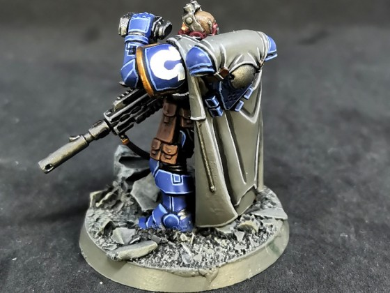 Sniper Sergeant Rückseite