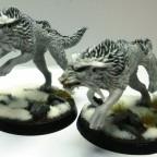 Fenriswölfe (4)