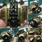 P1000 2021 Necron Gold