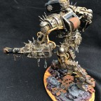 Iron Knight / Chaos Knight / Defiler conversion