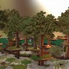 Waldplatte in Tabletop Simulator