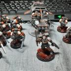 Ashen Sentinels - 500 Punkte Patrouille