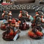 Ashen Sentinels - Taktischer Trupp