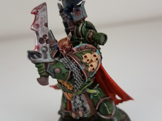 Plague Marine Champion 2