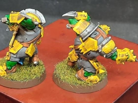 Ork Blocker 2